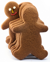 Amity Gingerbread Man